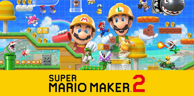 Super Mario Maker 2 esce il 28 giugno su Switch: nuovo video di gioco