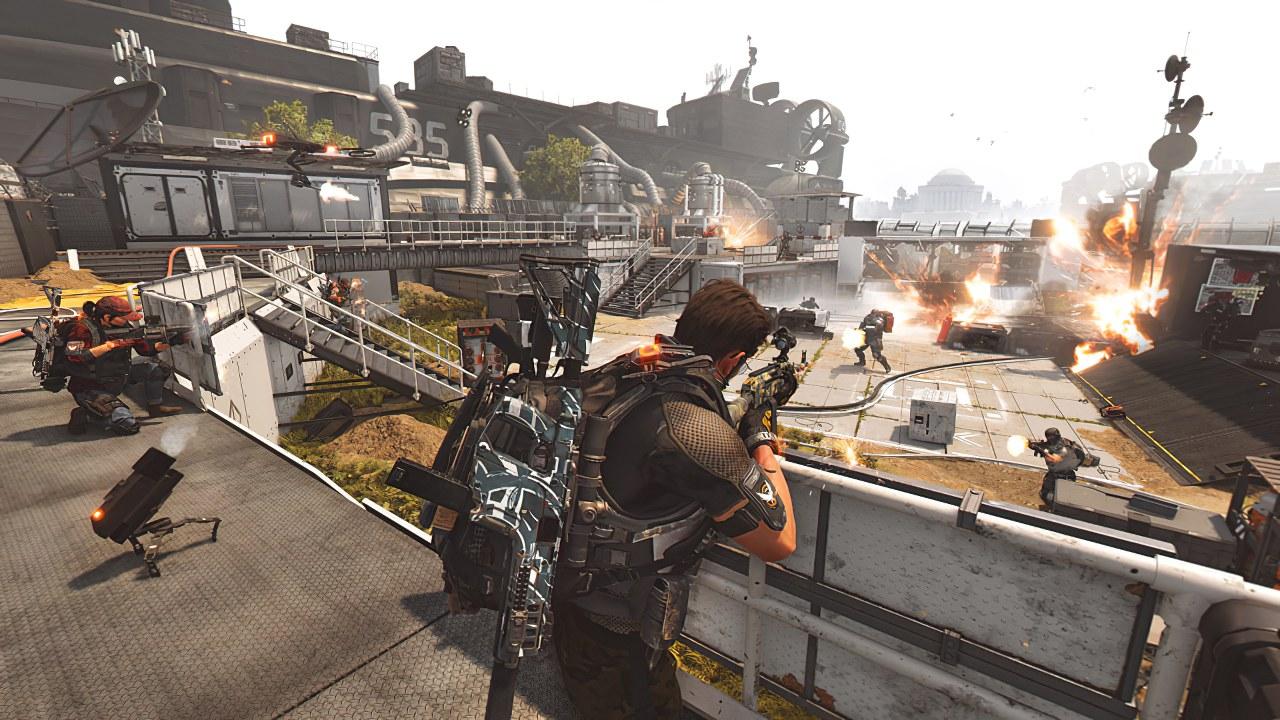 The Division 2: Ubisoft svela in video i contenuti dell'update Tidal Basin