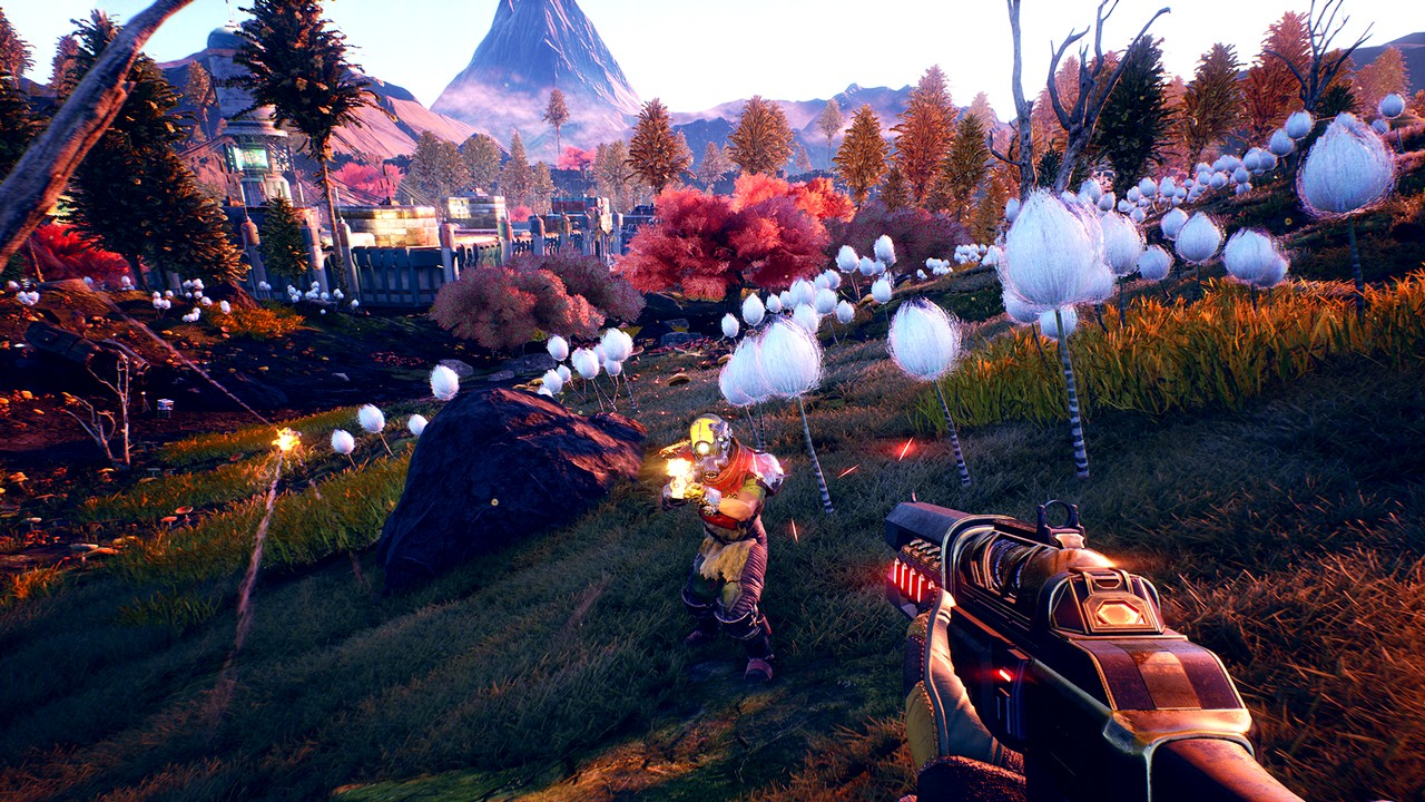 The Outer Worlds: l'avventura sci-fi di Obsidian si rivede al PAX East 2019 con un trailer