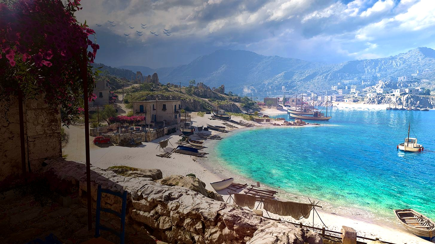 Battlefield V: ecco il video di presentazione della mappa multiplayer Mercury