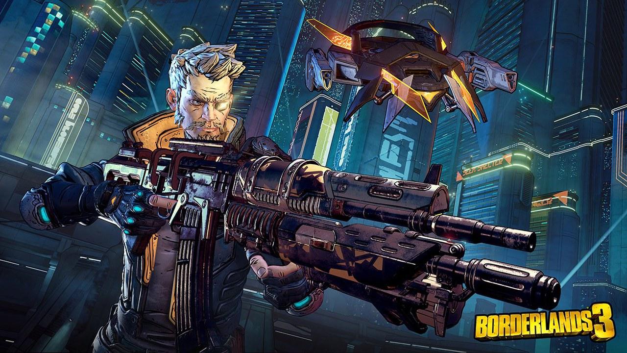 Borderlands 3: ecco il primo, spettacolare gameplay trailer