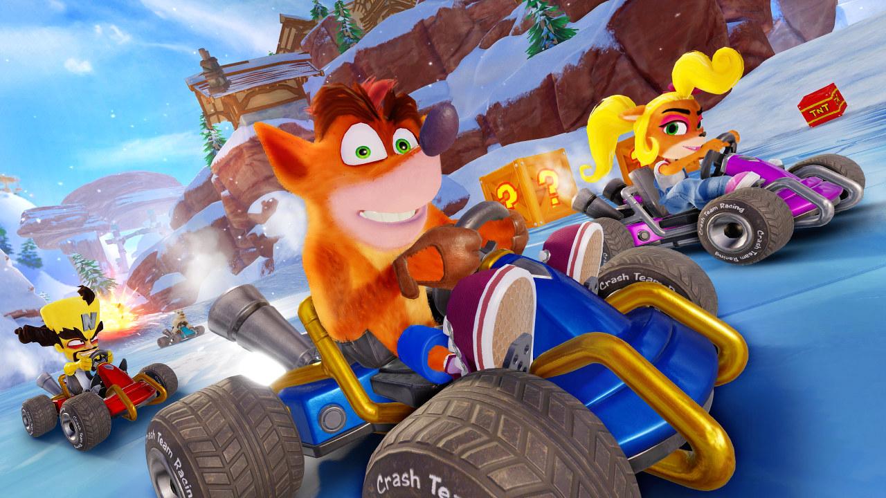 Crash Team Racing Nitro-Fueled: tutte le novità della modalità Avventura