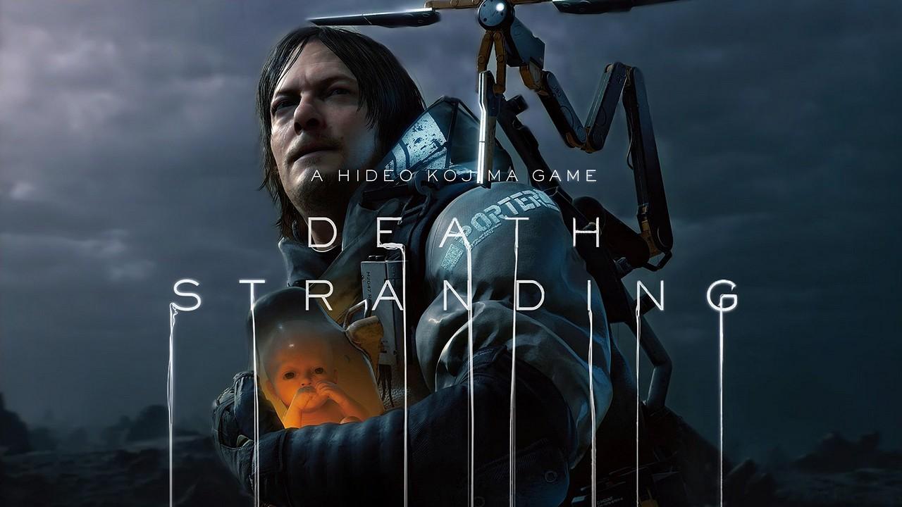 Death Stranding PS4: gameplay trailer previsto per il 29 maggio