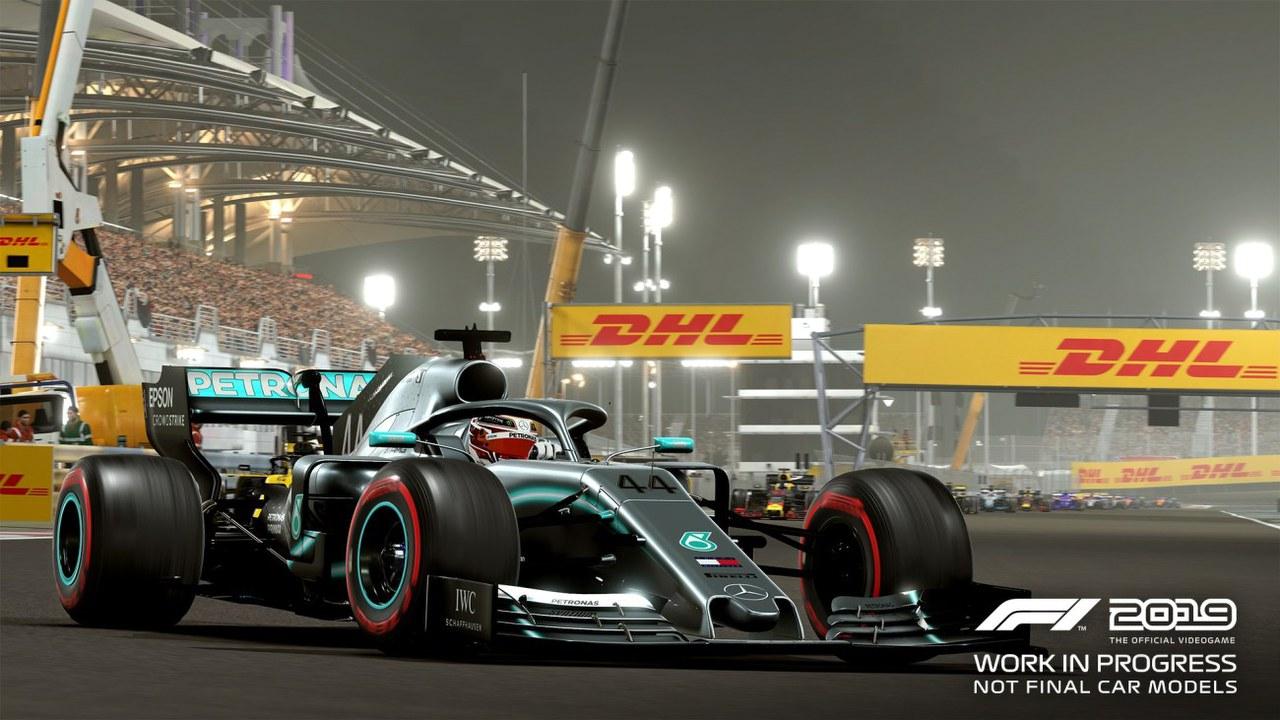 F1 2019: il gioco ufficiale si mostra nel primo, spettacolare video gameplay