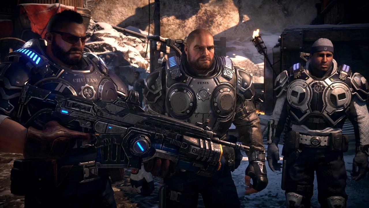 Gears 5 per PC e Xbox One: The Coalition mostra un nuovo nemico