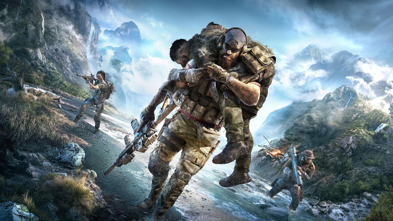 Ubisoft annuncia Ghost Recon Breakpoint: ecco le prime immagini e il video di annuncio