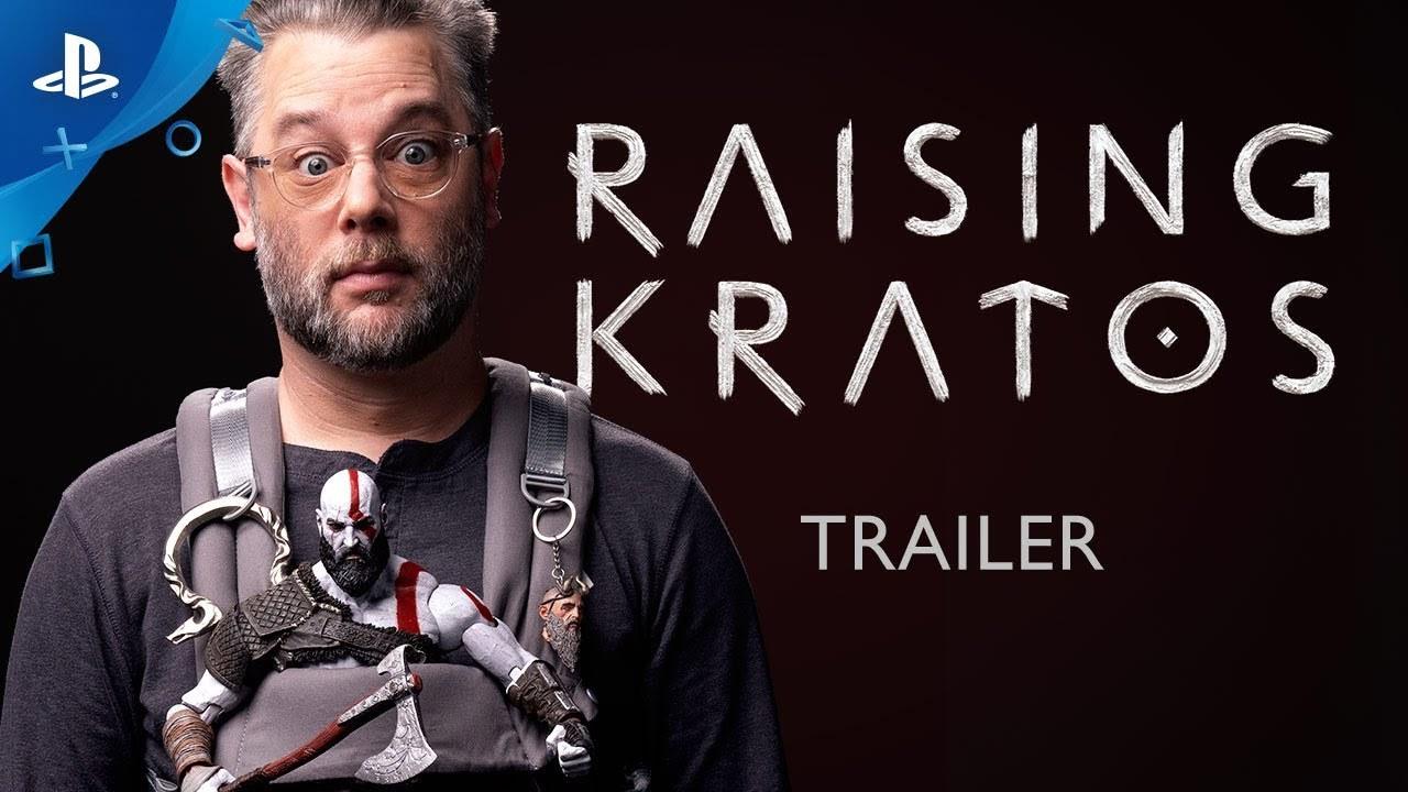 God of War: ecco la data di uscita del documentario Raising Kratos