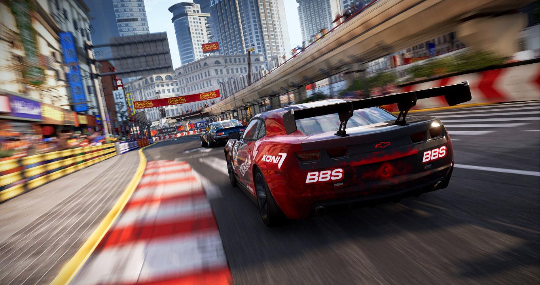 GRID: Codemasters annuncia il nuovo racing game per PC, PS4 e Xbox One