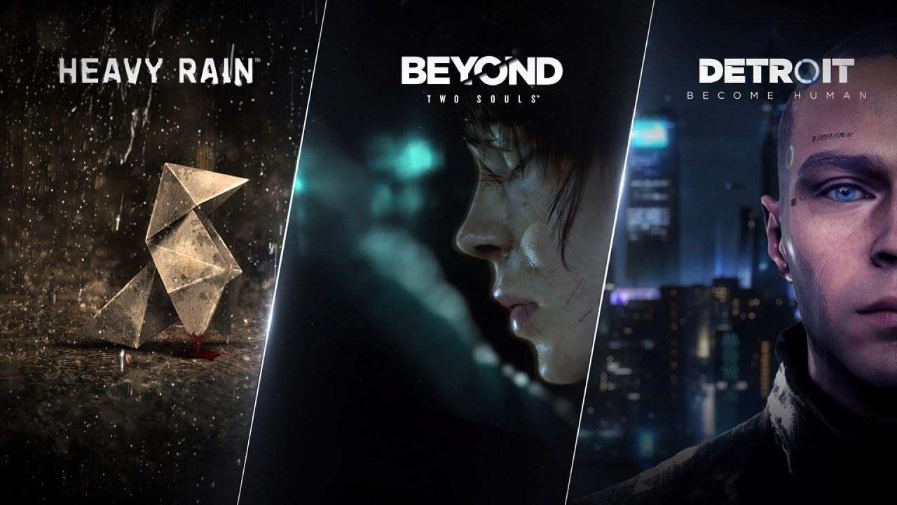 Heavy Rain, Beyond Two Souls e Detroit Become Human su Epic Store: ecco la data di uscita
