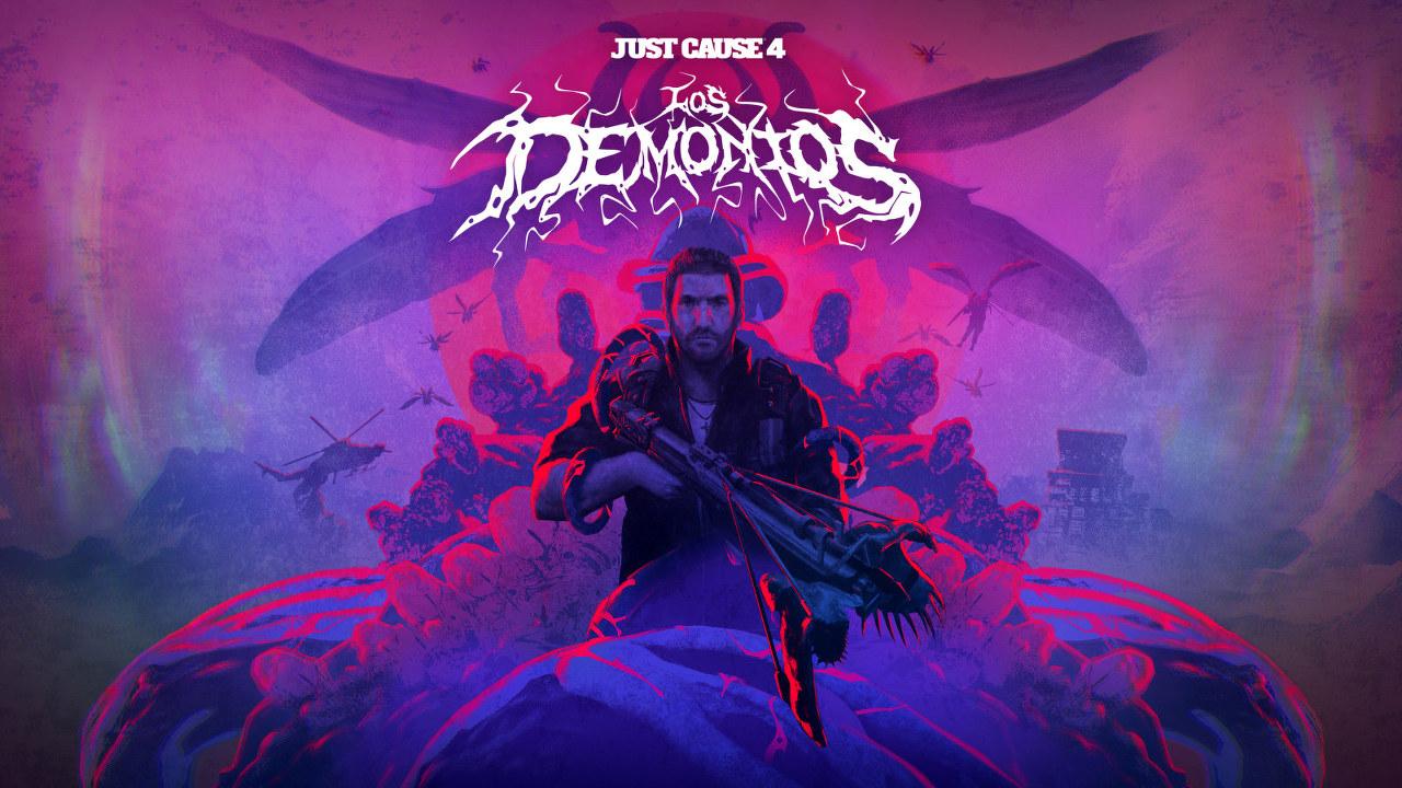 Just Cause 4 si aggiorna con l'update primaverile: presentata l'espansione Los Demonios