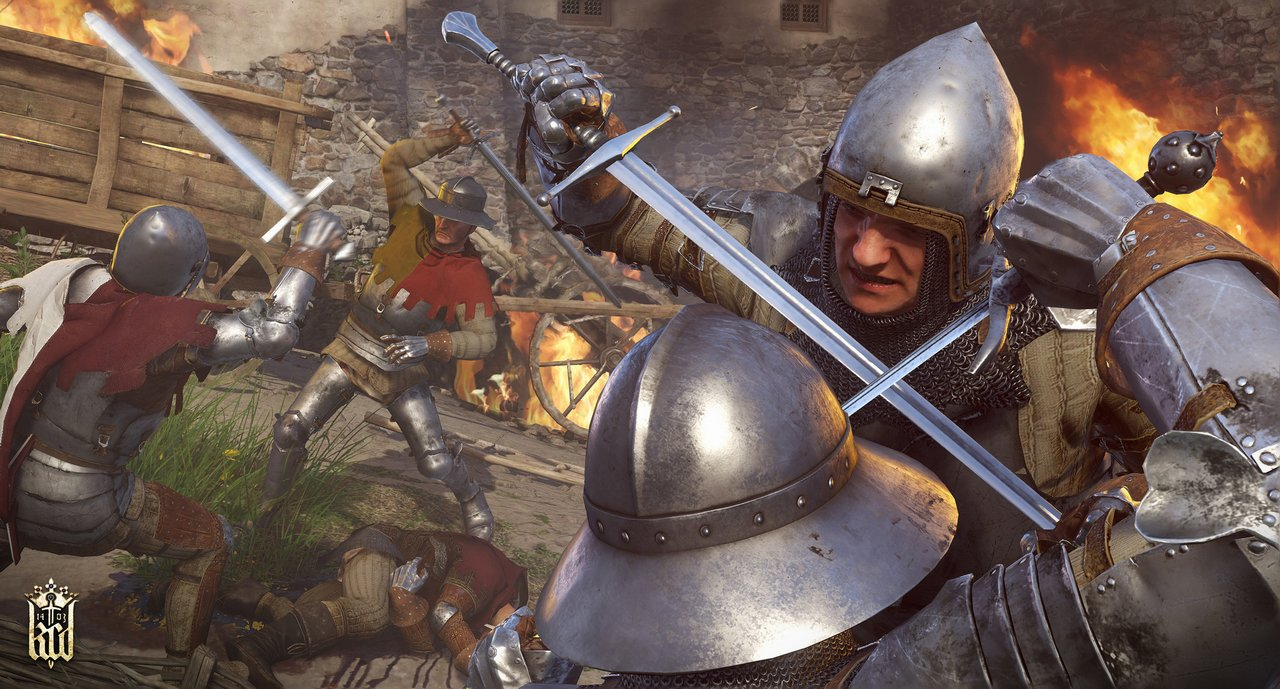 Kingdom Come Deliverance: nuova data d'uscita per A Woman's Lot e la Royal Edition