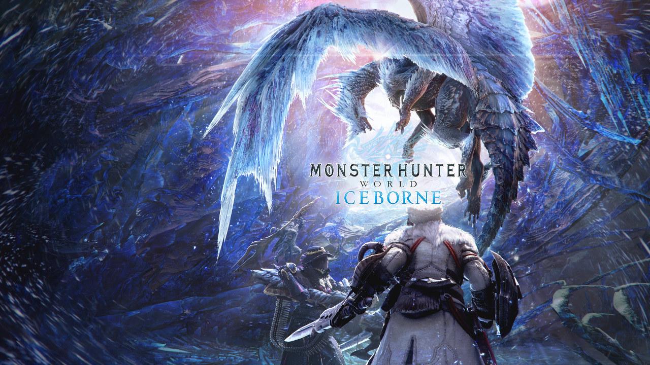 Monster Hunter World: Capcom illustra le novità dell'espansione Iceborne