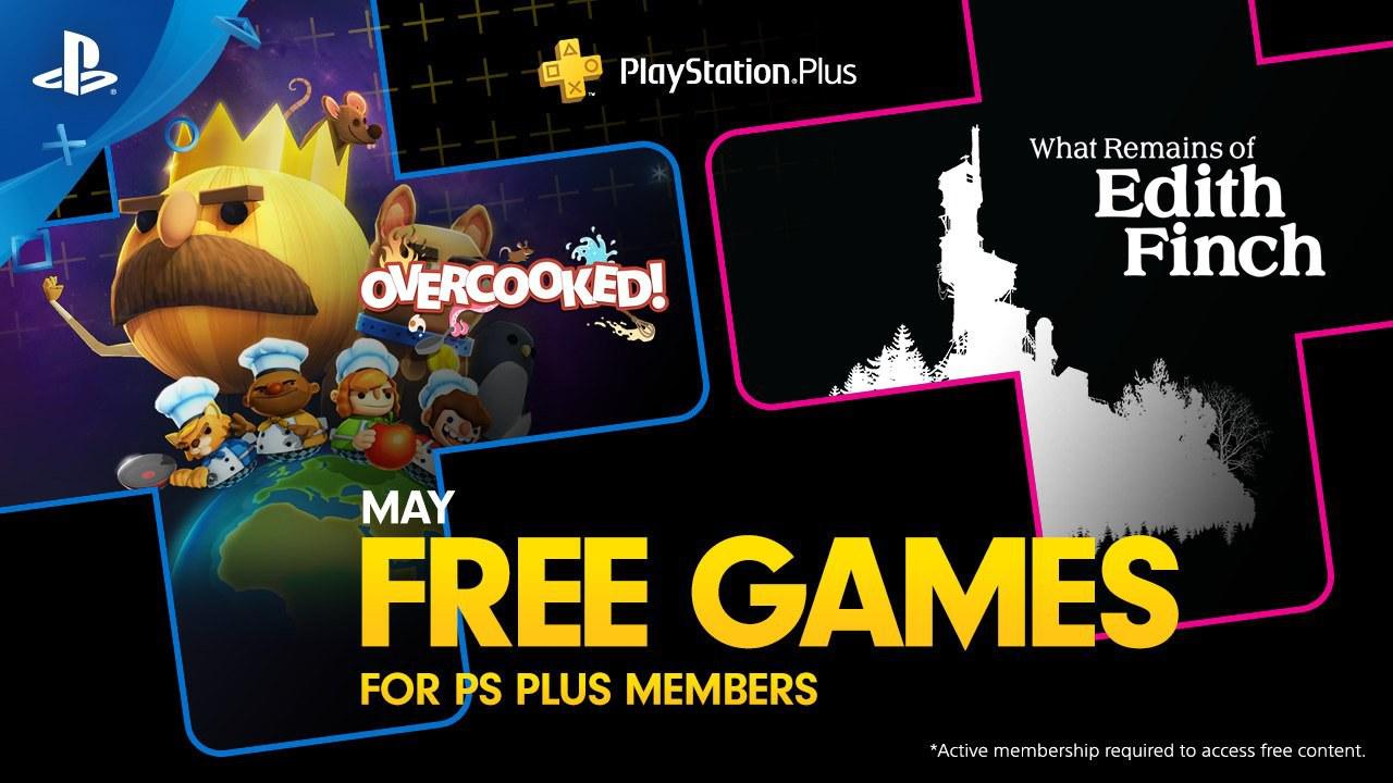 PlayStation Plus: ecco quali saranno i giochi PS4 gratuiti di Maggio 2019