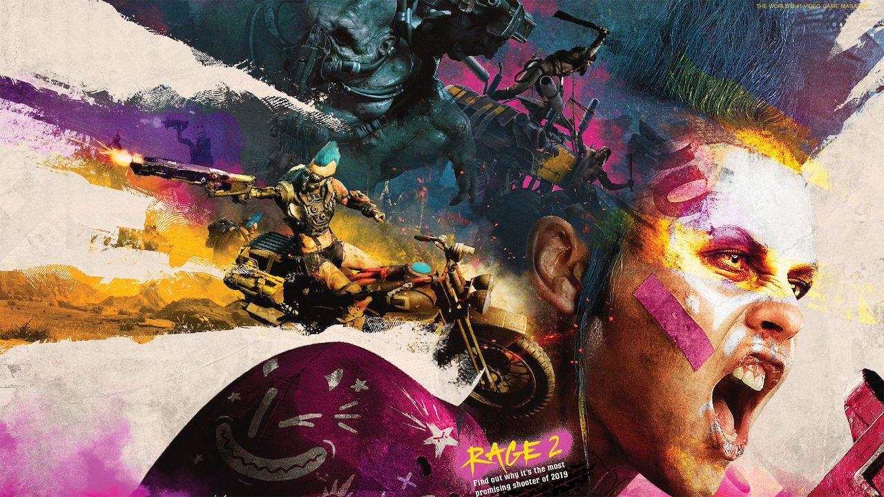 RAGE 2: Bethesda pubblica lo spettacolare Trailer di Lancio