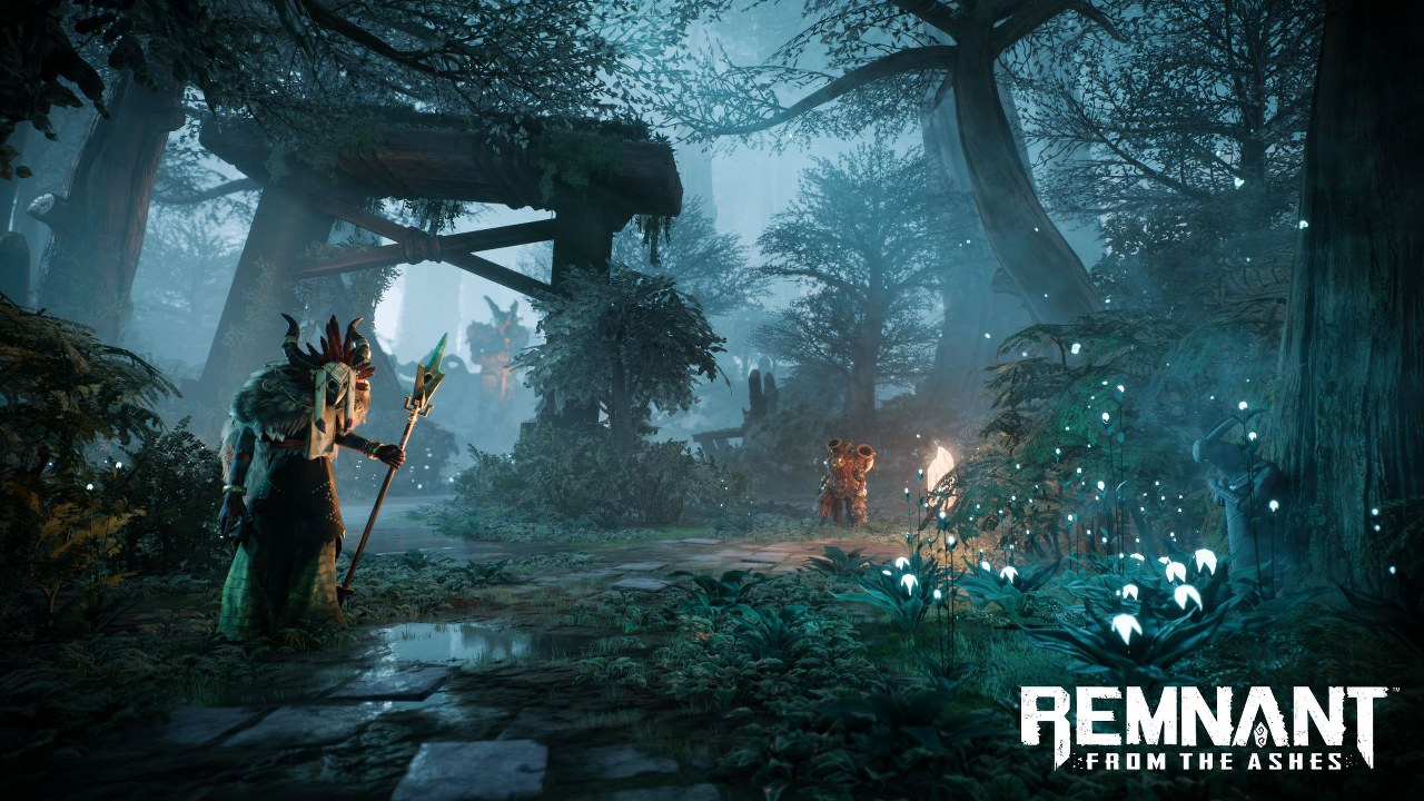 Remnant From the Ashes: il nuovo trailer è dedicato al mondo di Yaesha