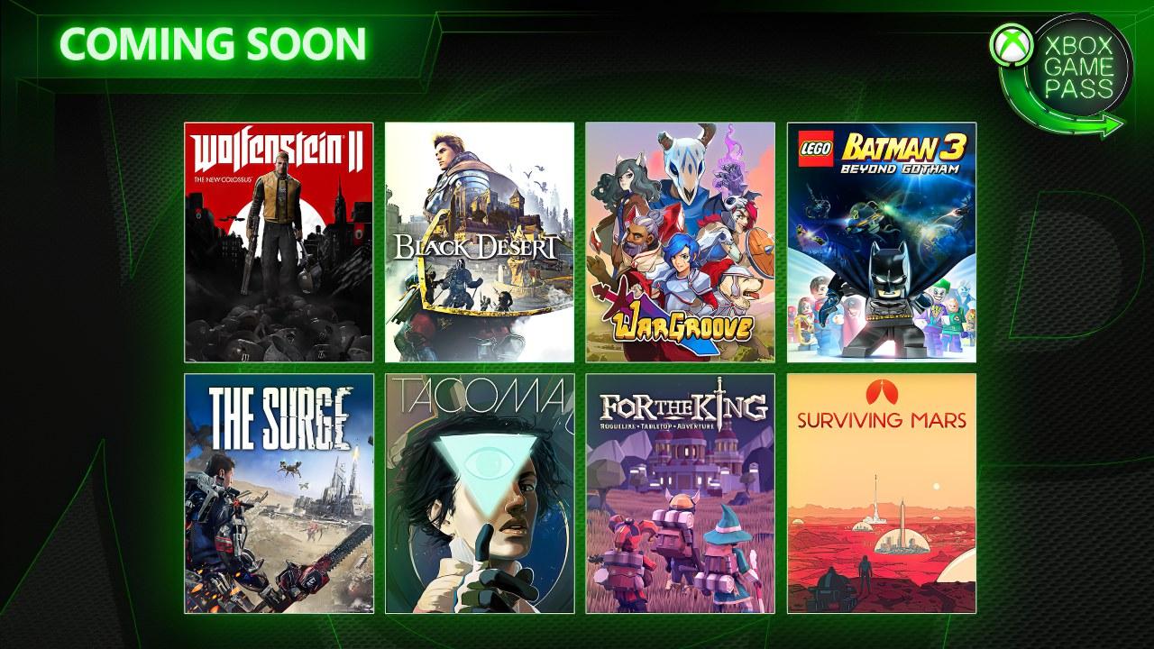 Xbox Game Pass: Microsoft annuncia i nuovi giochi gratuiti di Maggio