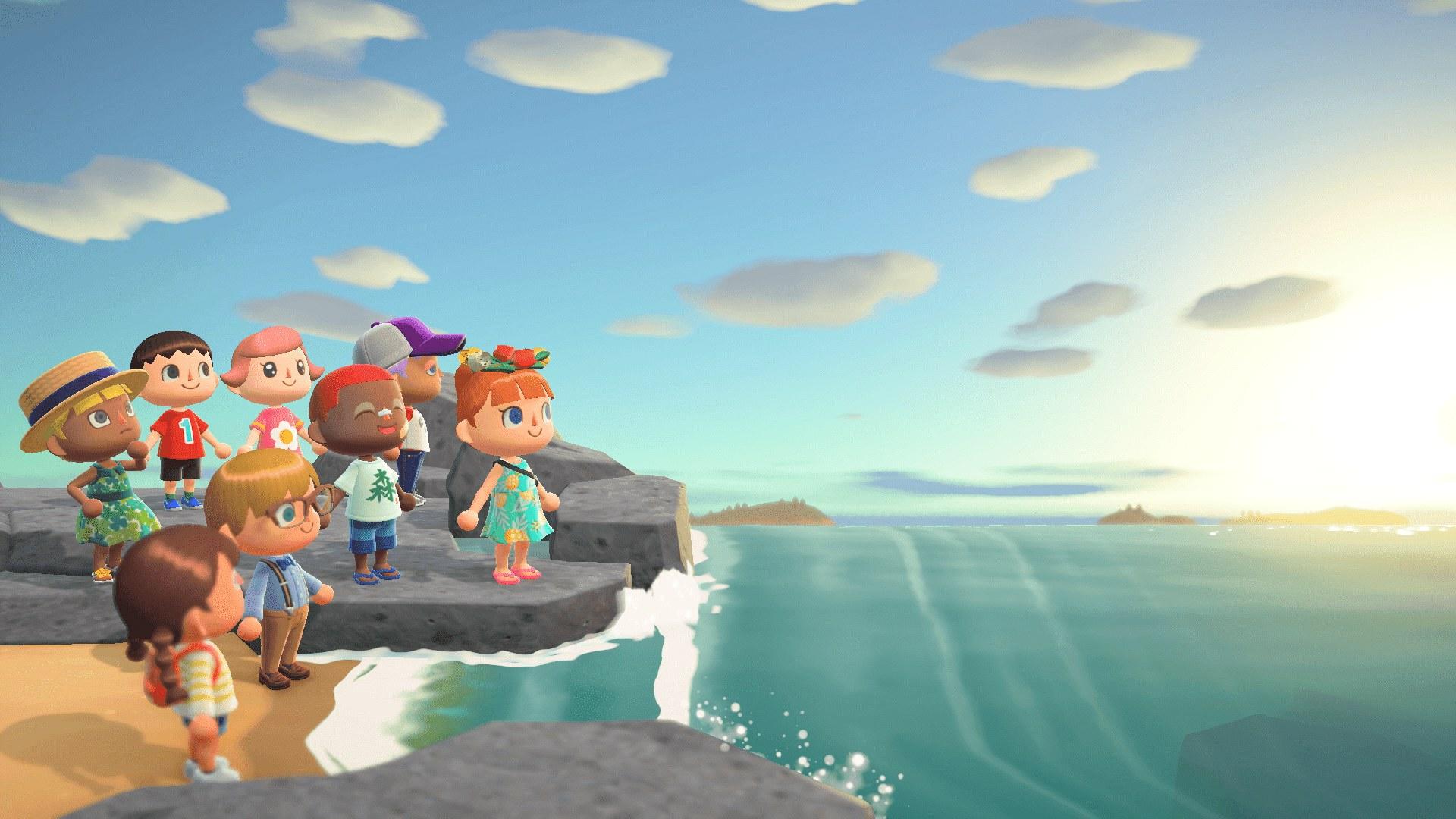 Animal Crossing: New Horizons – il trailer dell'E3 svela la data di uscita su Nintendo Switch