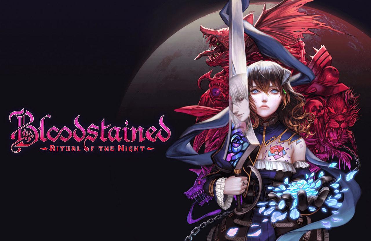 Bloodstained: Ritual of the Night si lancia in foto e video su PC, PS4 e Xbox One