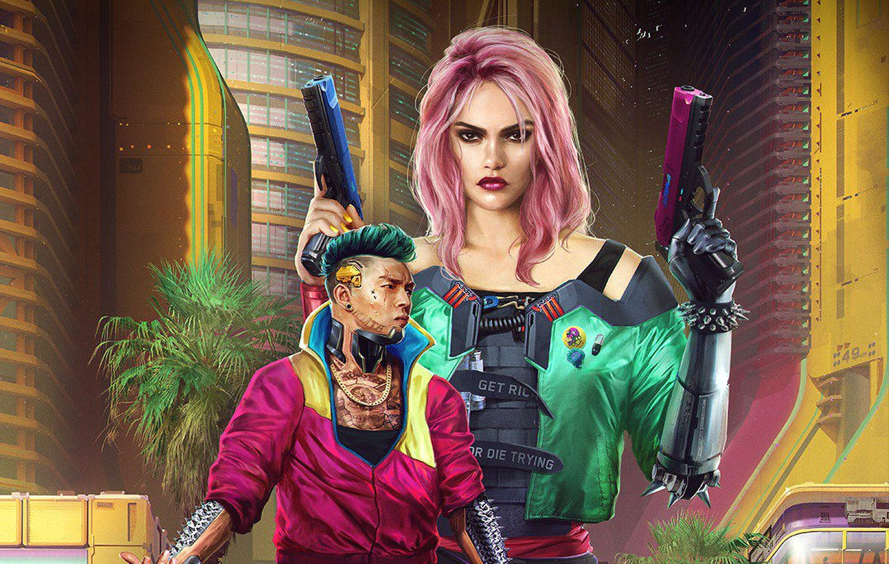 Gameplay di Cyberpunk 2077: niente multiplayer al lancio