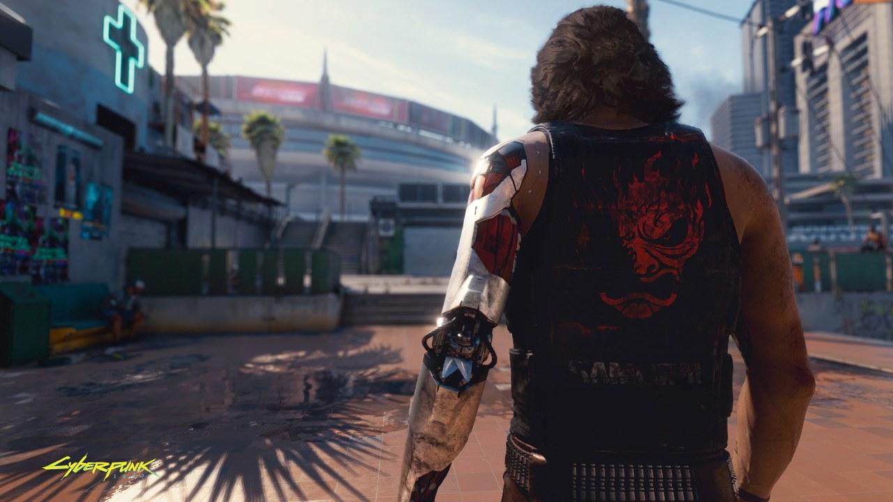 Cyberpunk 2077: nuove immagini dall'E3 con Keanu Reeves e i quartieri di Night City