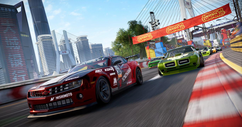 GRID: il nuovo racing game di Codemasters non avrà le Microtransazioni