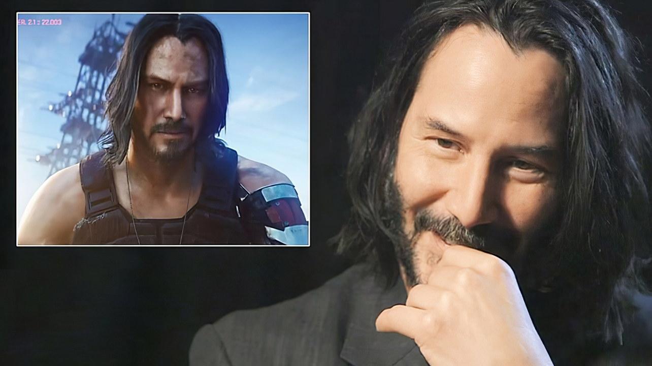 """Cyberpunk 2077: secondo Keanu Reeves """"I videogiochi non hanno bisogno di essere legittimati"""""""