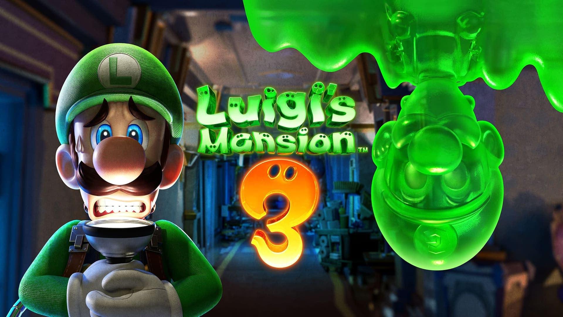 Luigi's Mansion 3 va a caccia di fantasmi su Switch nel video dell'E3