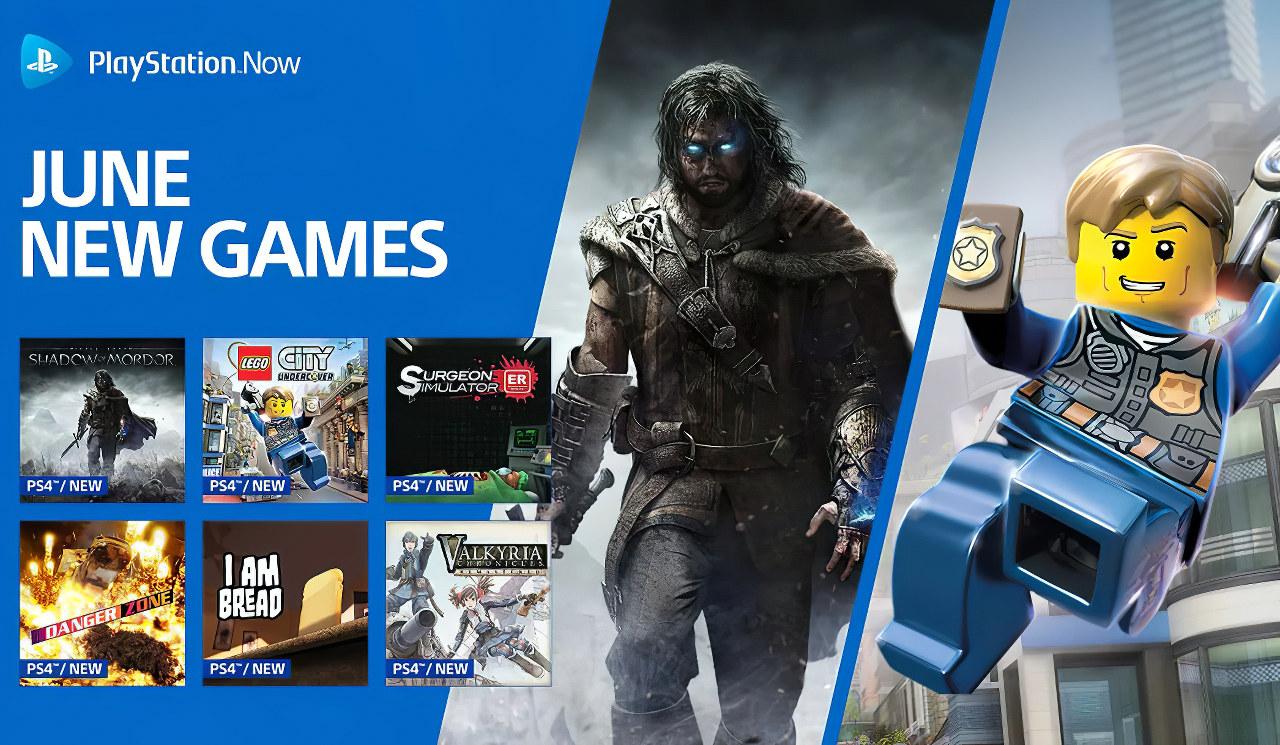 PlayStation Now di giugno 2019: svelati i nuovi videogiochi aggiunti al catalogo