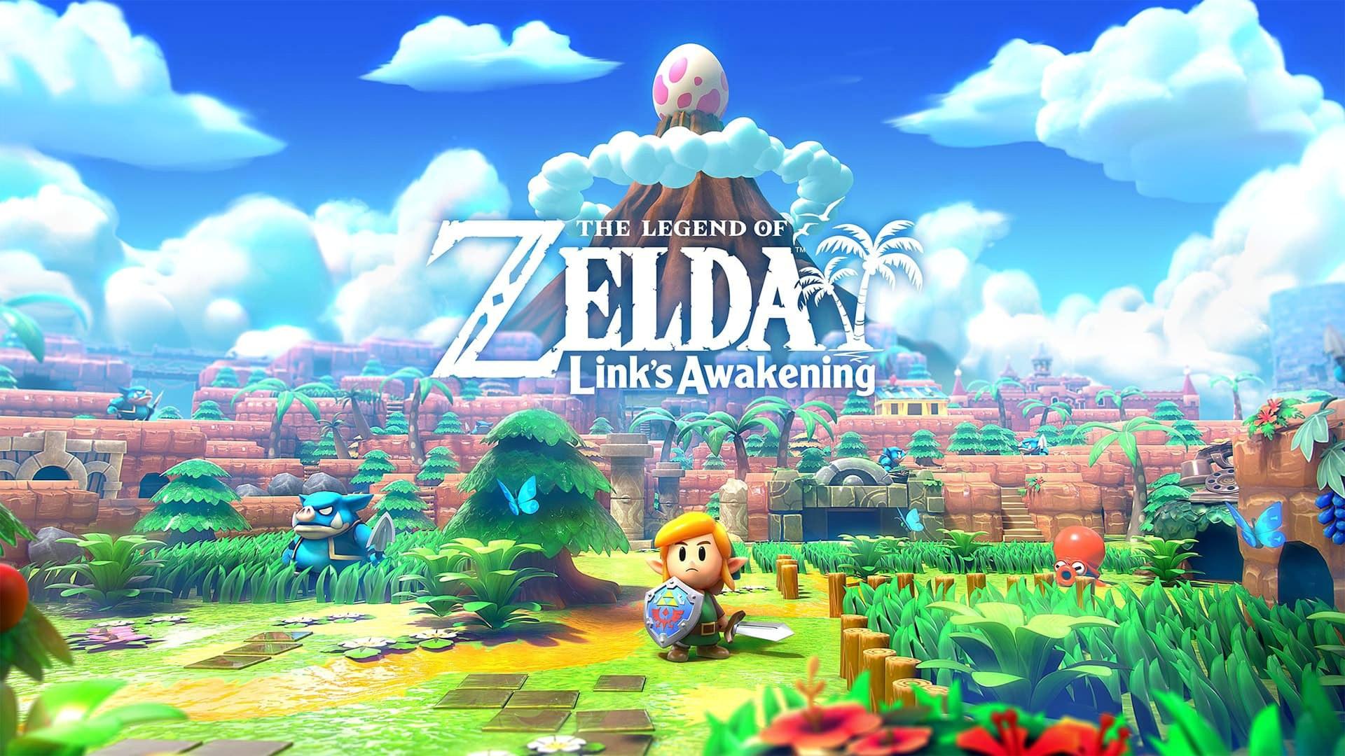 Zelda Link's Awakening esce a settembre su Switch: ecco il video dell'E3 2019