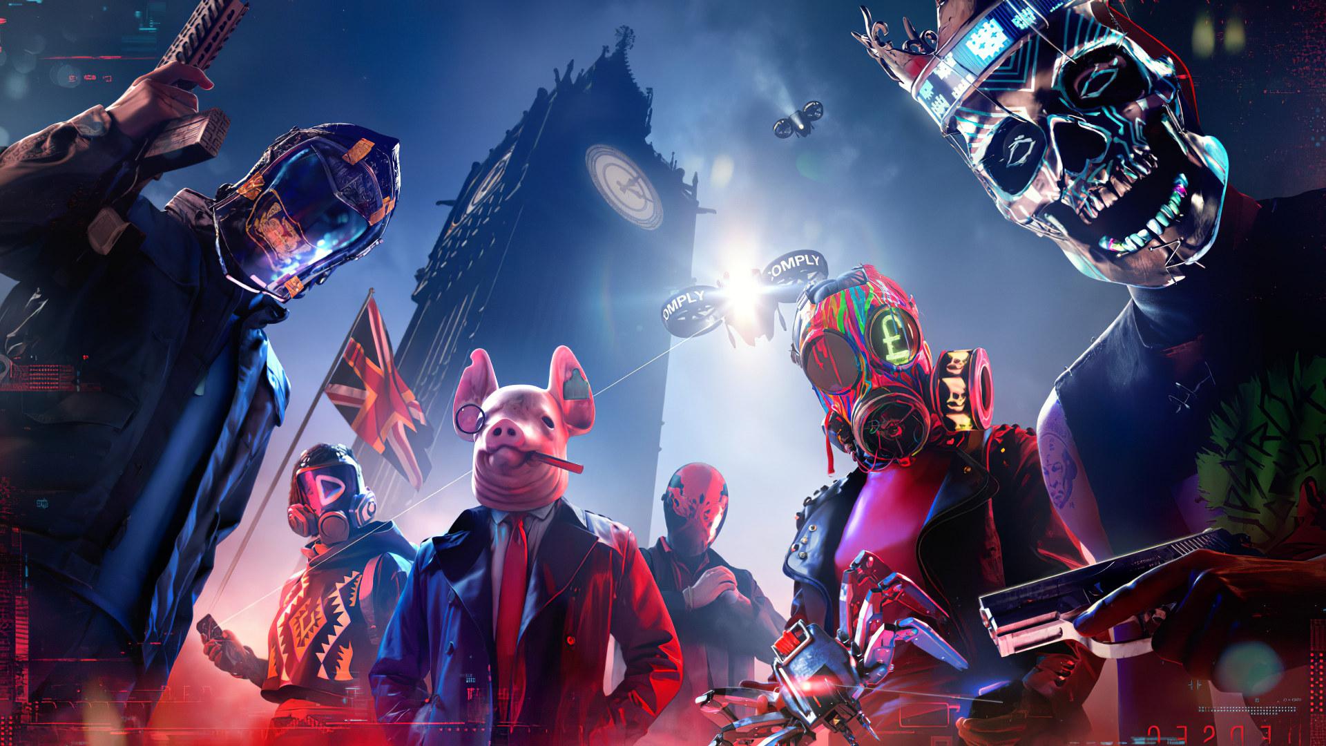 Ubisoft annuncia Watch Dogs Legion: ecco immagini e video dall'E3 2019