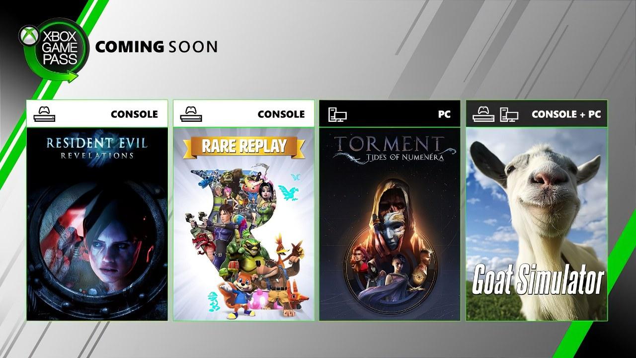 Xbox Game Pass: svelati i nuovi giochi Xbox One e PC di fine Giugno 2019