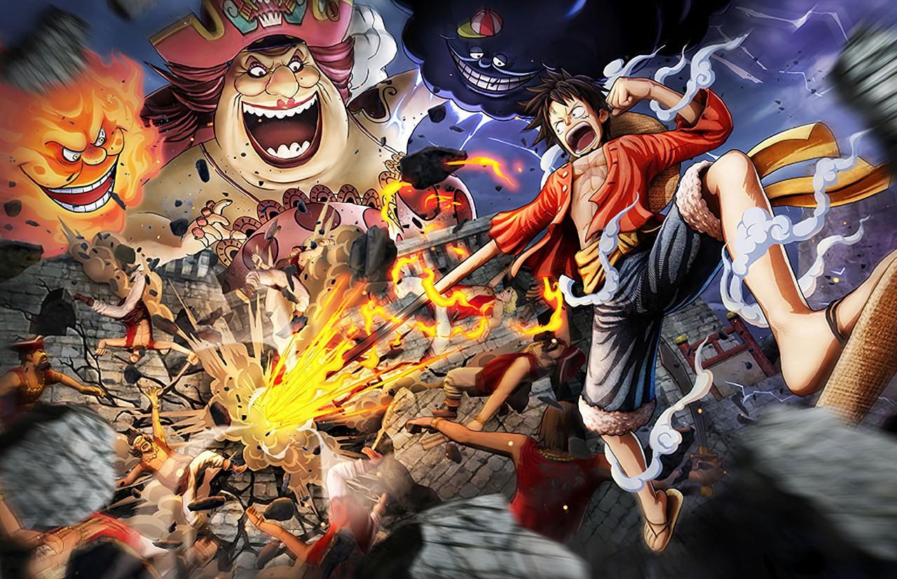 Bandai Namco annuncia One Piece Pirate Warriors 4 per PC, PS4, Switch e Xbox One