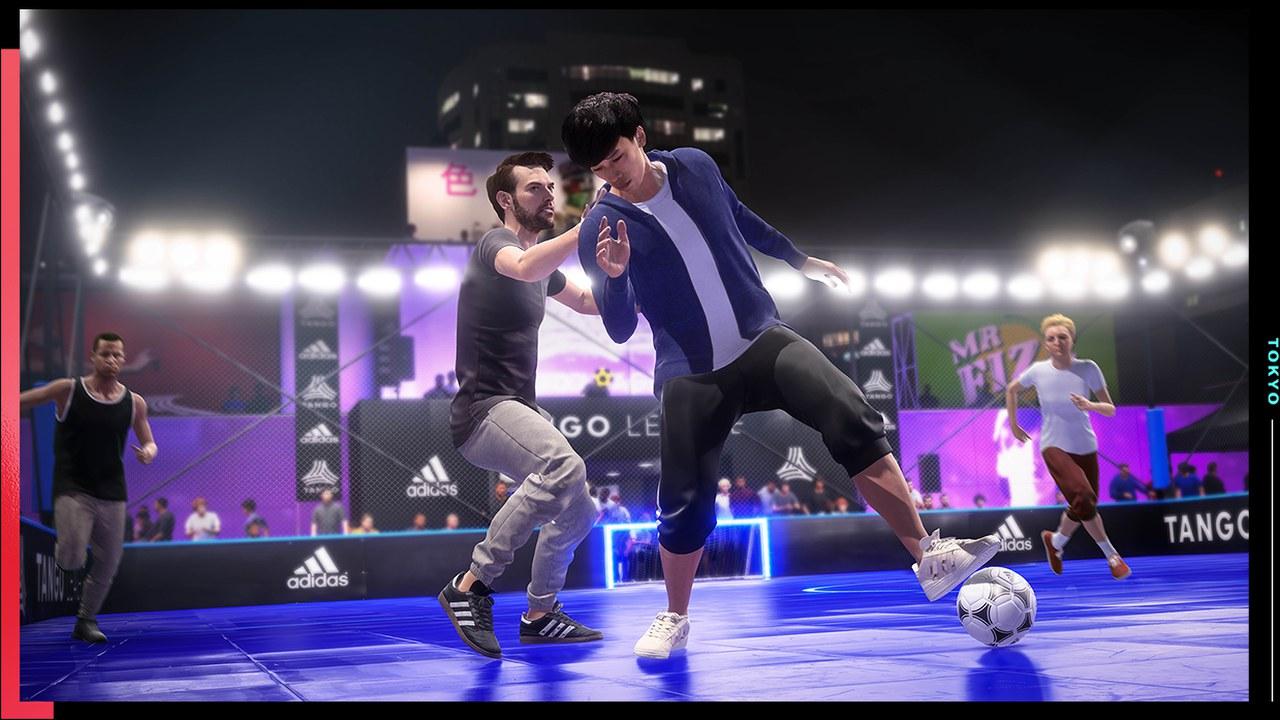 FIFA 20: video e informazioni su Storia e Gameplay della modalità VOLTA