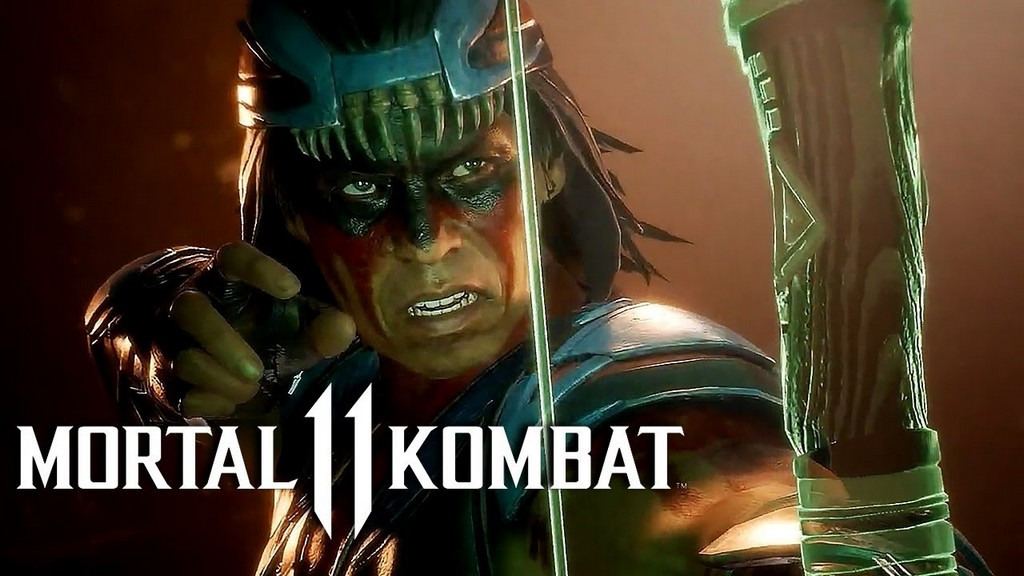 Mortal Kombat 11: Nightwolf si mostra in un brutale video gameplay
