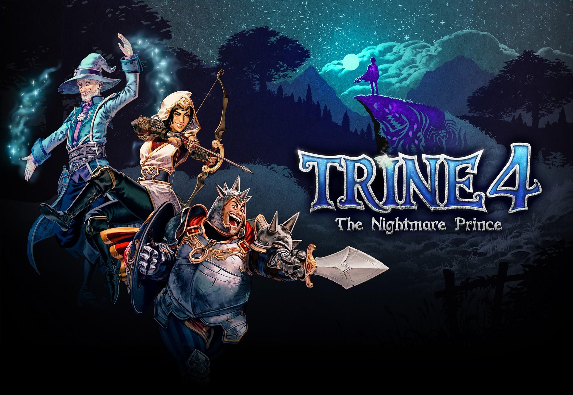 Trine 4: The Nightmare Prince – il nuovo gameplay trailer svela la data di uscita